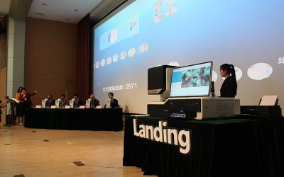 Landing Med's artificial intelligence system performs excellently against experts in friendly duel
